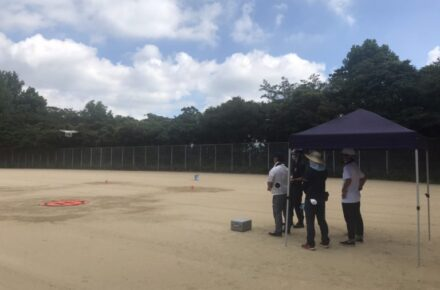 RUSEA広島福山支部 DRONEフライトオペレーター 講習 初開催 !!