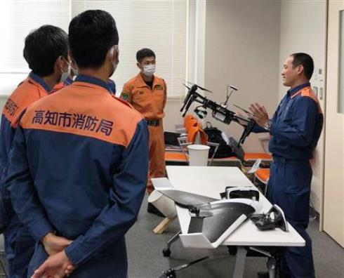 全国43都道府県の消防がドローン保有、課題は操縦者育成